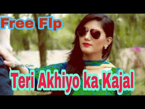 Teri Akhiyon Ka Yo Kajal Superhit Song Sapna Chaudhary #DjAnkitbabu