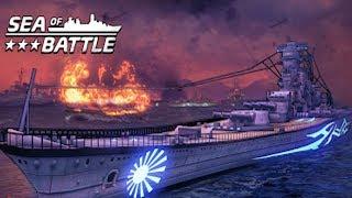 Sea of Battle - Tangram Interactive B.V. - iOS Gameplay