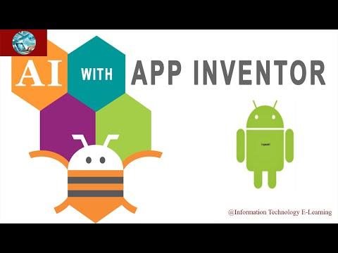 Algorithms lesson in app inventor