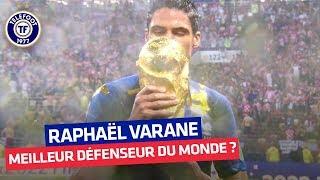 En coulisses avec Raphaël Varane