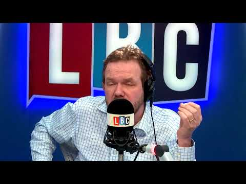 James O'Brien's Must-Watch Monologue On Britain's Row With Russia