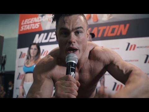 2017 Australian Fitness Show VLOG - Part #2