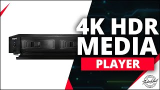 4K Media Player for TV with Dolby Atmos | Zappiti Pro 4K HDR UI Tour & Customization Tips