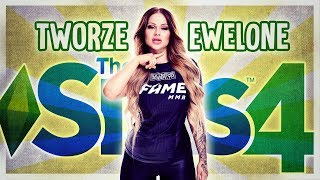 Tworze EwelOne - Warsaw Shore i Fame MMA - The Sims 4 CAS