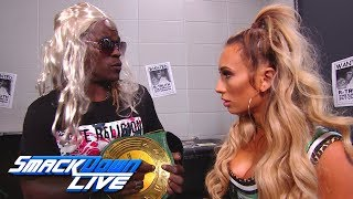 R-Truth needs Carmella's help to keep his 24/7 Championship: SmackDown LIVE, May 21, 2019