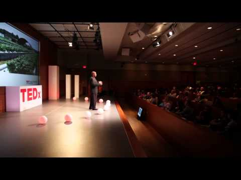 Aquaponics --  doing great things with food | George Brooks Jr. | TEDxEvansChurchill