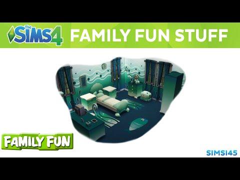 The Sims 4 Family Fun Stuff Trailer