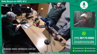 Bate Bocca Na Web Radio Verdão