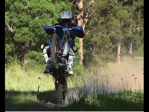 Australia Day Trail Ride 2014 TM Racing EN300