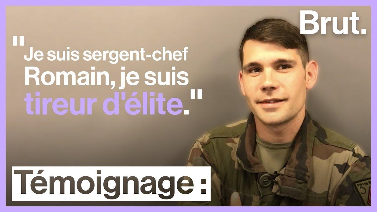 Audacieux Tireurs d'élite : ils ne sont que 200 dans l'armée française - YouTube YV-93