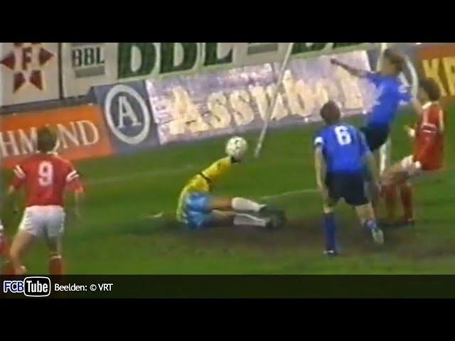 1988-1989 - Jupiler Pro League - 30. Club Brugge - Standard 2-0
