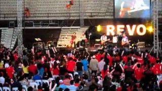 An Honest Mistake REUNION 2012 at Stadium Negara