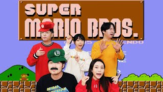Super Mario OST Medley (acapella cover)