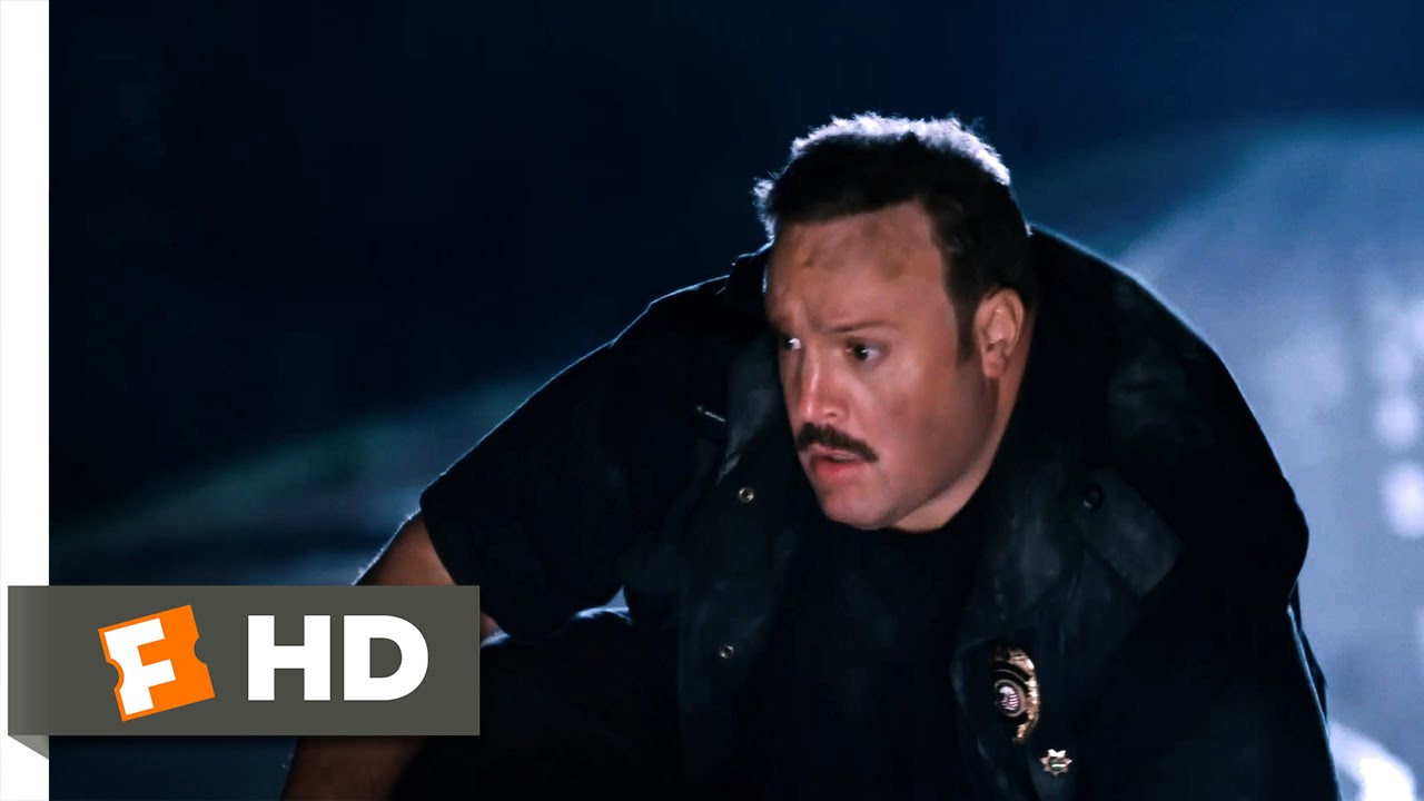 Paul Blart Mall Cop 2009 Minivan Jump Scene 9 10 Movieclips Youtube