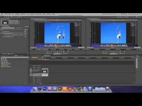 Importare in Premiere, modificare filmato, inserire musica, esportare per Youtube