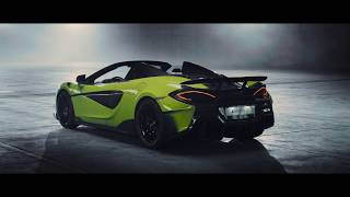 The McLaren 600LT Spider