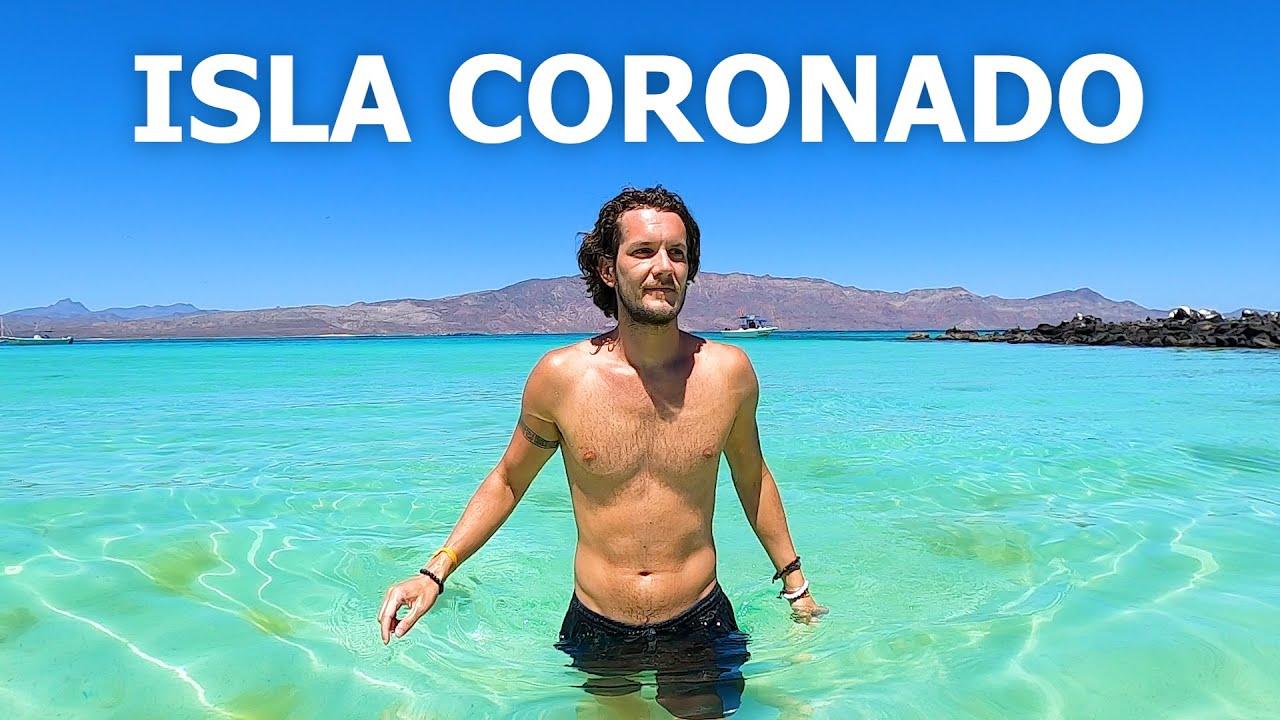 PARADISE IN MEXICO 🇲🇽 ISLA CORONADO, LORETO (BAJA CALIFORNIA SUR)