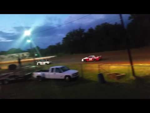 Sumter Speedway 5/21/16 street stock heats