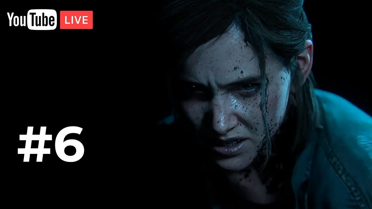 THE LAST OF US PARTE 2  #6 (+18)