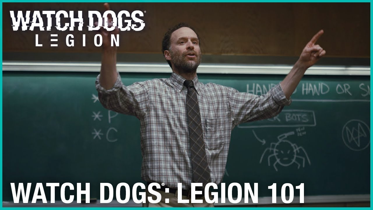 Watch Dogs: Legion: Classroom 101 | Ubisoft