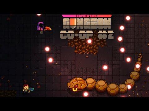 THE HECK BLASTER | Enter the Gungeon: Co-op #2