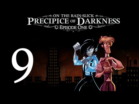 On The Rain-Slick Precipice Of Darkness EPISODE ONE #9 - Slum Lord Boss Fight [Penny Arcade]