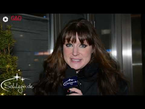 Christina May Weihnachtsgrüße An Schlager.de 2017