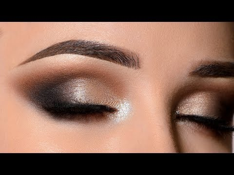 GLAM Smokey Eye | New Years Eve Makeup Tutorial