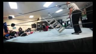 Johnny Knockout Fights Solo_PPW Tag Team Championship Tournament