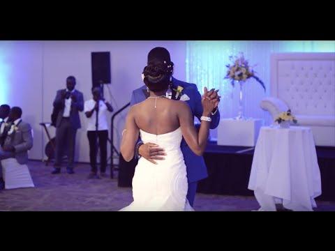 African wedding || Justice + Alesix