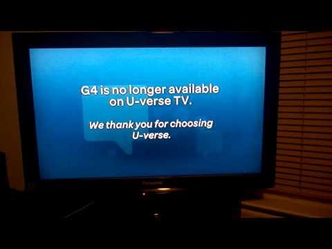 R.I.P. G4 channel (2002-2014)