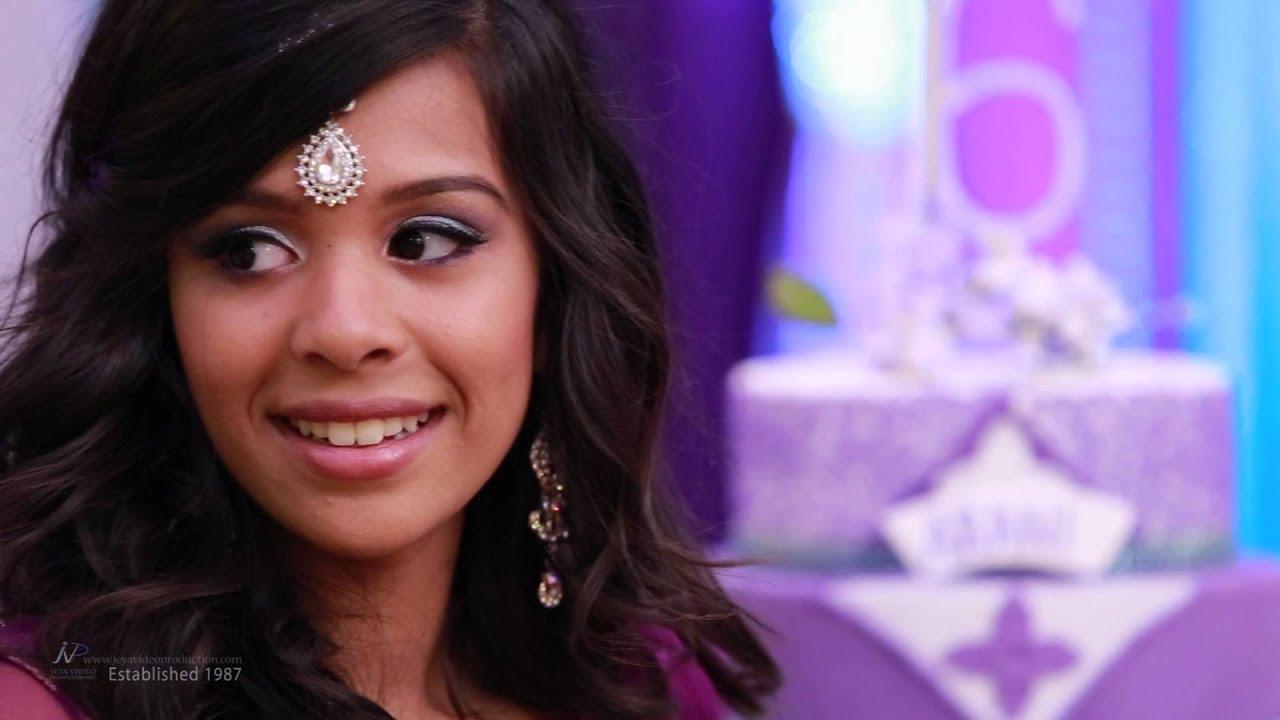 Sweet 16 Arani At The Princess Banquet Hall Youtube