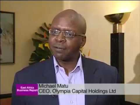 East Africa Report - Olympic Capital