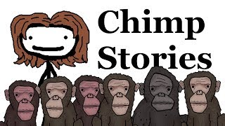 True Stories About Chimps
