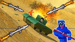 - ВОЙНА КВАДРАТОВ видео для детей про сражение мульт героев на огромных локациях в игре Ravenfield