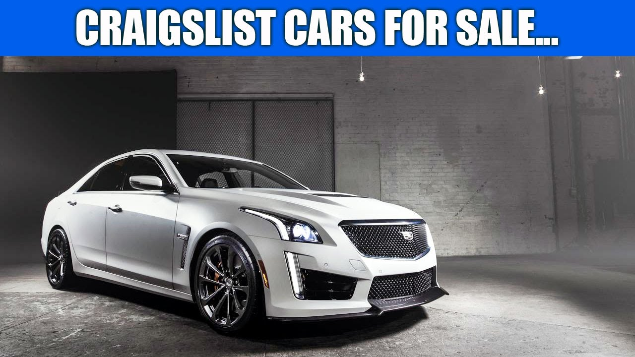 Craigslist Cars For Sale Youtube