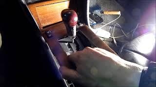 замена лампочки подсветки силектора акпп (выбранной передачи) мерседес W124