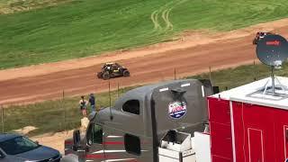 Bark River Michigan pro mod utv racing #40