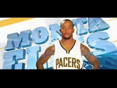Indiana Pacers 2015 Team Intro
