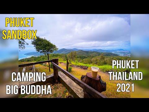 CAMPING BIG BUDDHA PHUKET THAILAND TOURIST PLACES IN PHUKET THAILAND SEPTEMBER 2021| 4K SHORT