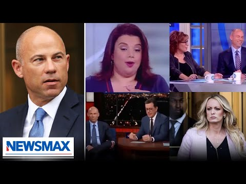 Birds of a feather: Avenatti, Stormy and the biased media | The Chris Salcedo Show