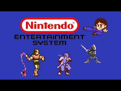 Top 40 best NES action platform games