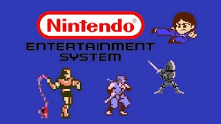 Top 40 best NES action platform games
