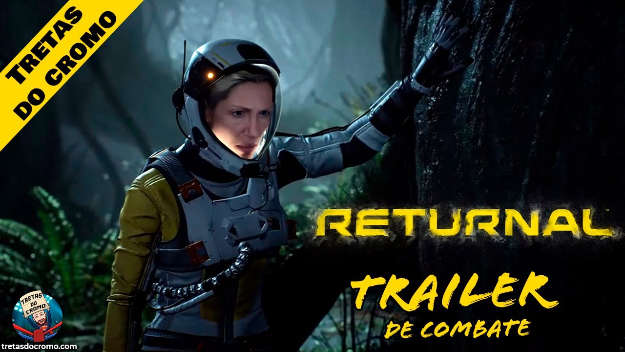 Returnal - Trailer de Combate | Playstation 5