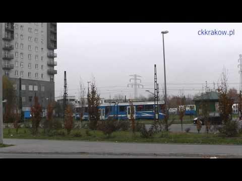 Pętla tramwajowa Krowodrza Górka Kraków