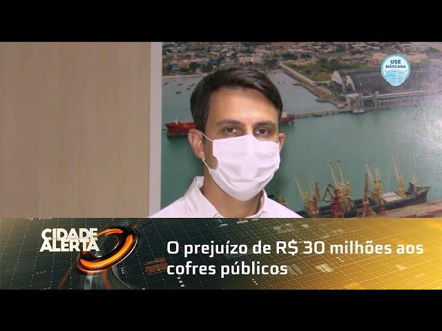 MP e SEFAZ realizam operação contra acusados de prejuízo de R$ 30 milhões aos cofres públicos