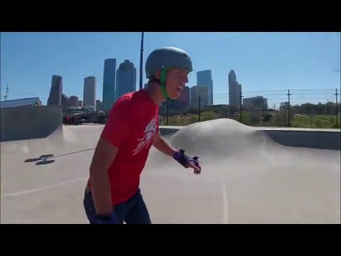 Downtown Houston Skate Park