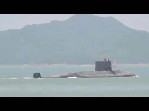 Thailand purchases Chinese submarine to defend territorial waters