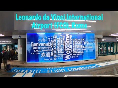 Download Exploring the Leonardo da Vinci International Airport (FCO) Rome