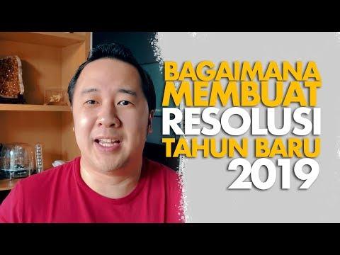 Bagaimana Membuat Resolusi Tahun Baru di 2019 | DennySantosoTV EP 90 Mp3